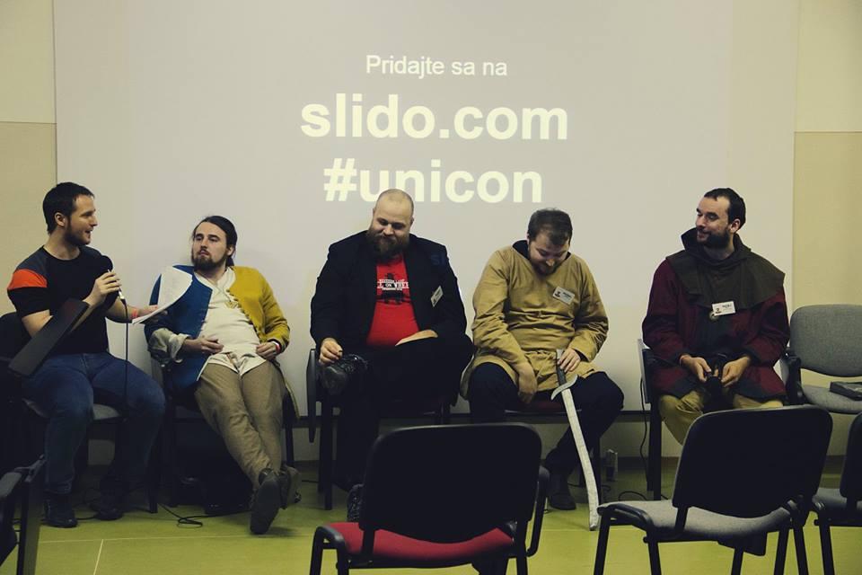 UniCon Panelová diskusia